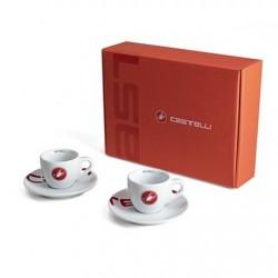 Castelli espresso šálky na...